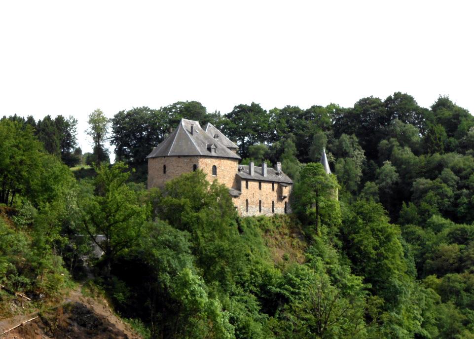 Burg Reinhardstein bei Eupen