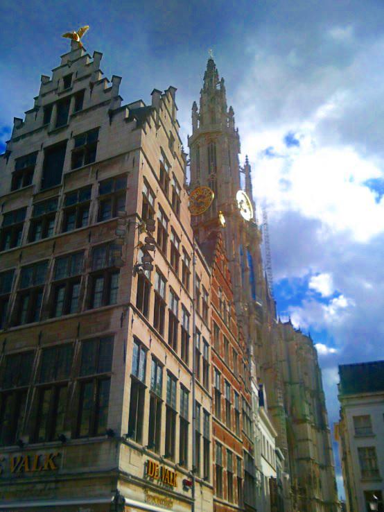 Dom von Antwerpen