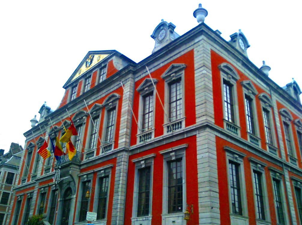Rathaus Liege