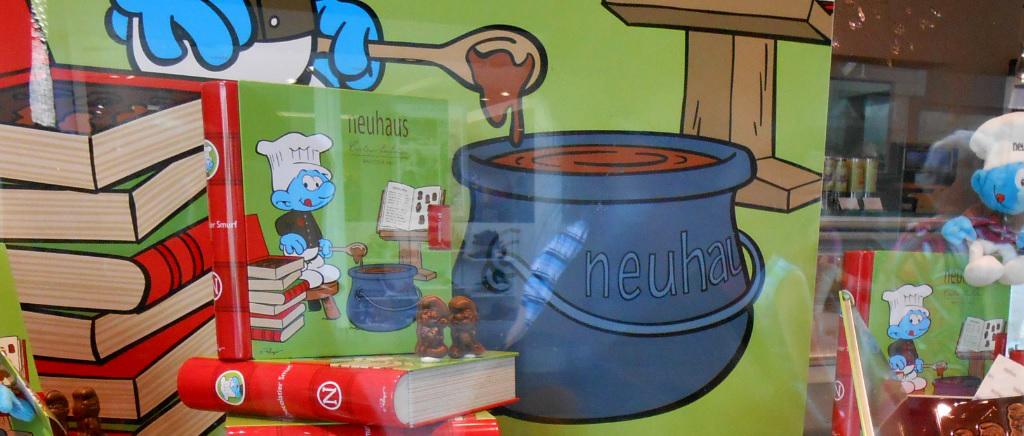 Chocolatier Neuhaus in Ostende
