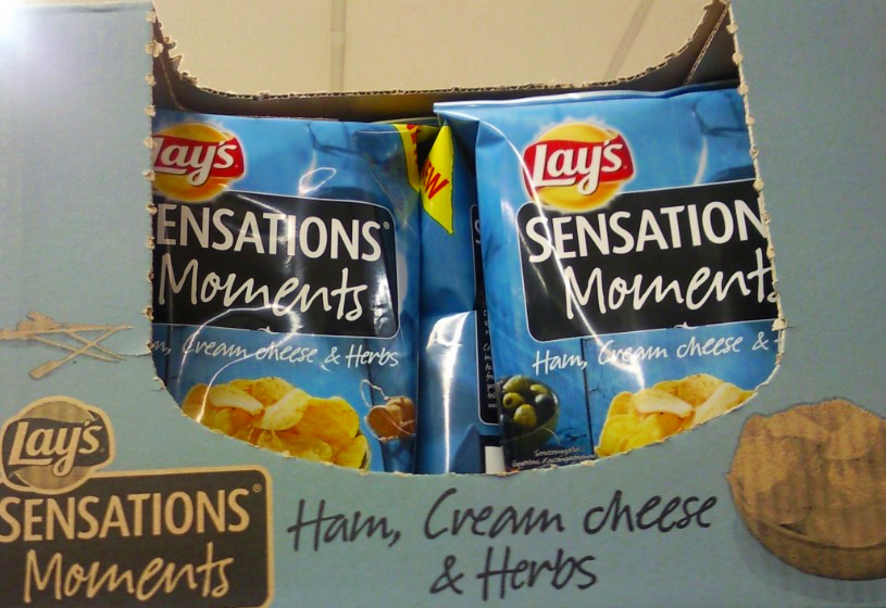 Lays Sensations Moments Chips