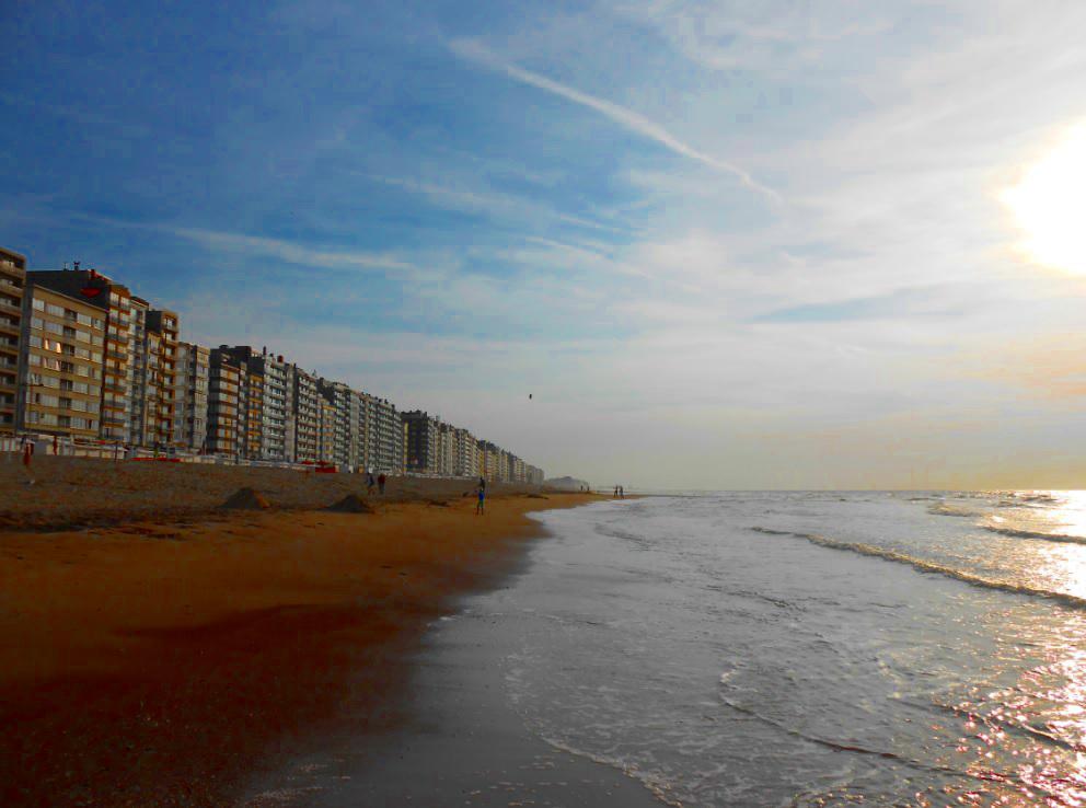 Strand bei Middelkerke