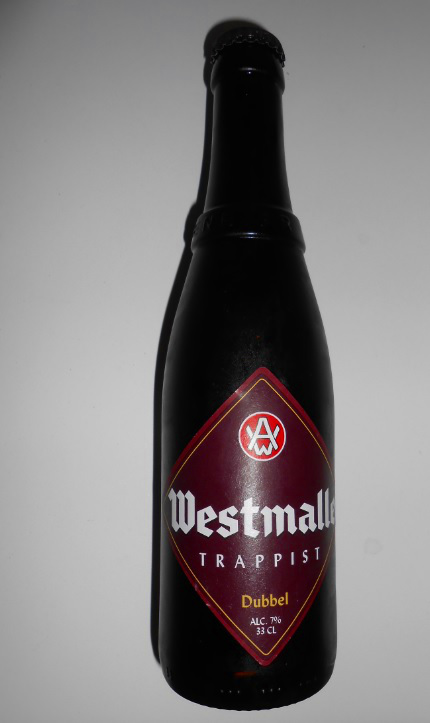 Trappistenbier Westmalle aus Belgien