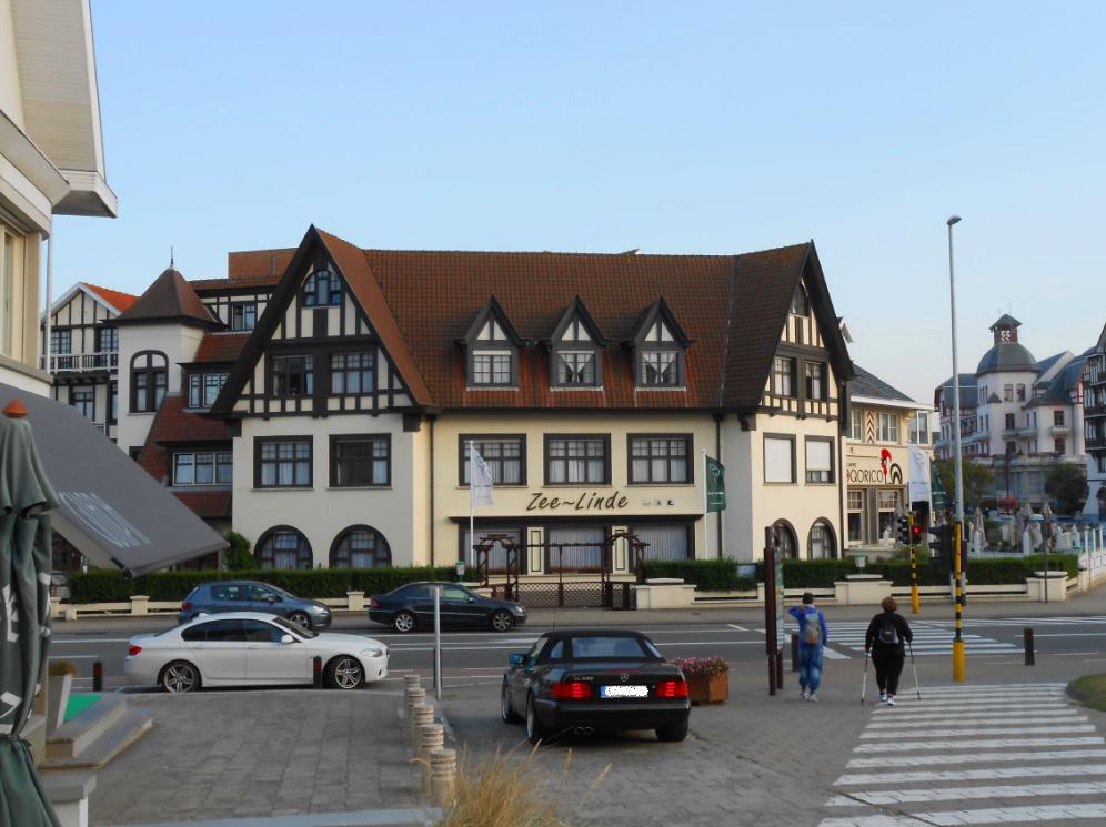 Zentrum in De Haan