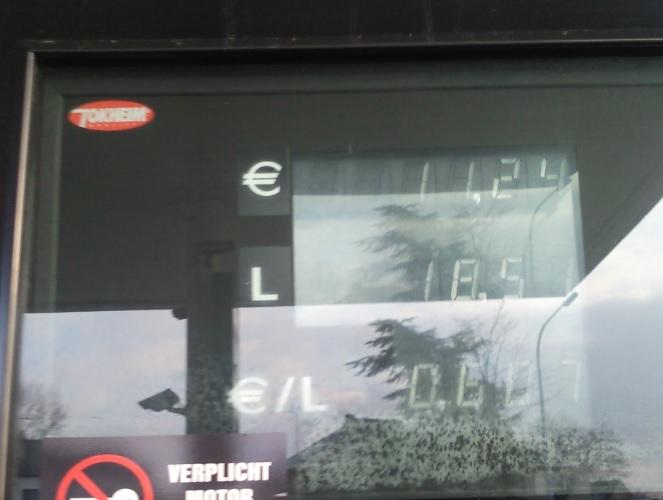 LPG günstig in Belgien tanken