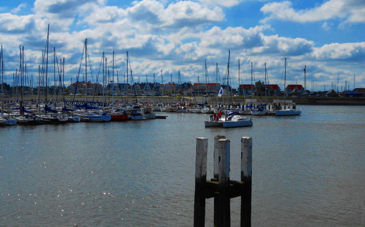 Nieuwpoort Yachthafen
