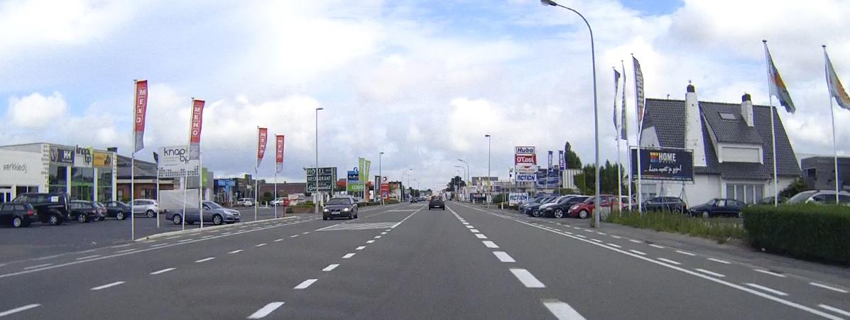 Geschäfte in Ostende