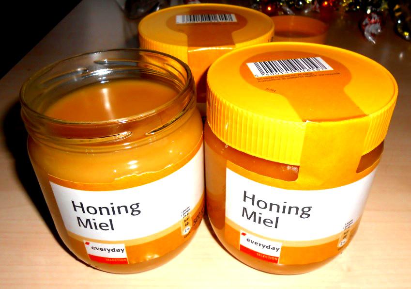 Honig aus Belgien (Colruyt)