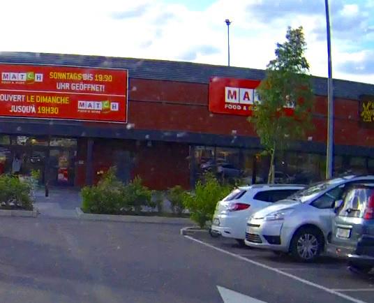 Match Supermarkt