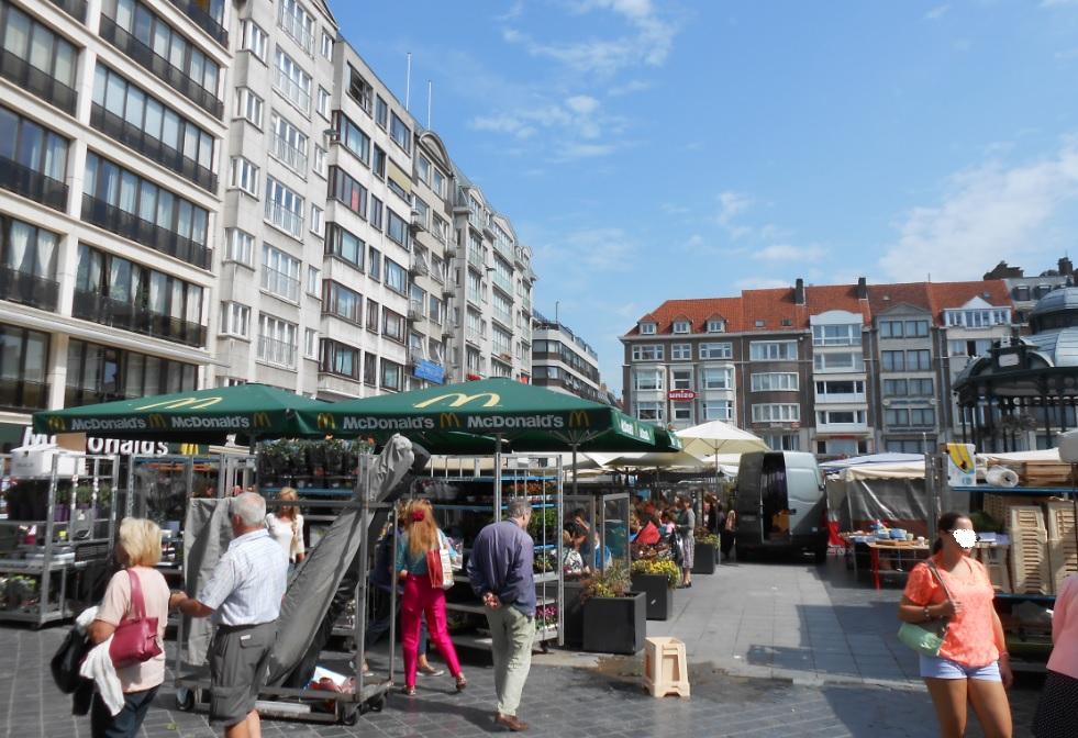 Shopping in Belgien