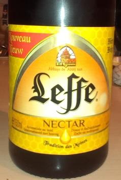 Belgische Bier - Leffe Nectar