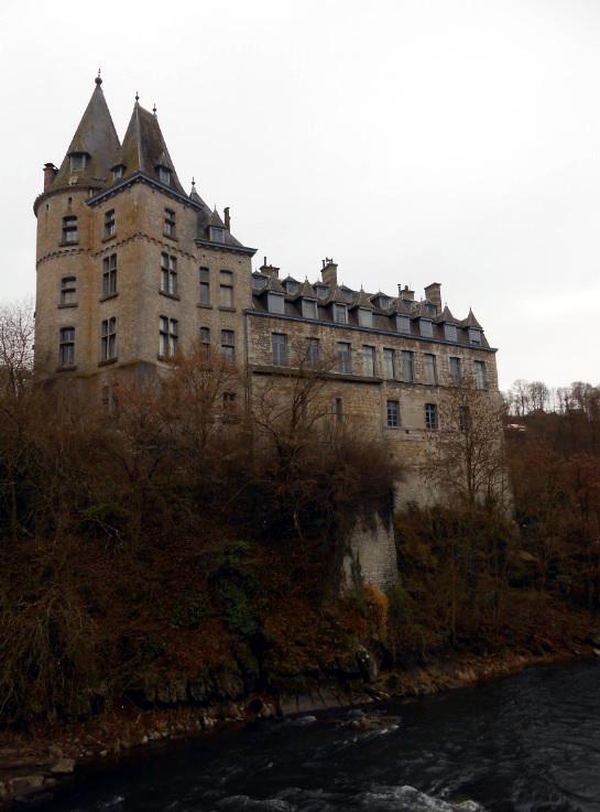 Schloss von Durbuy (Belgien)