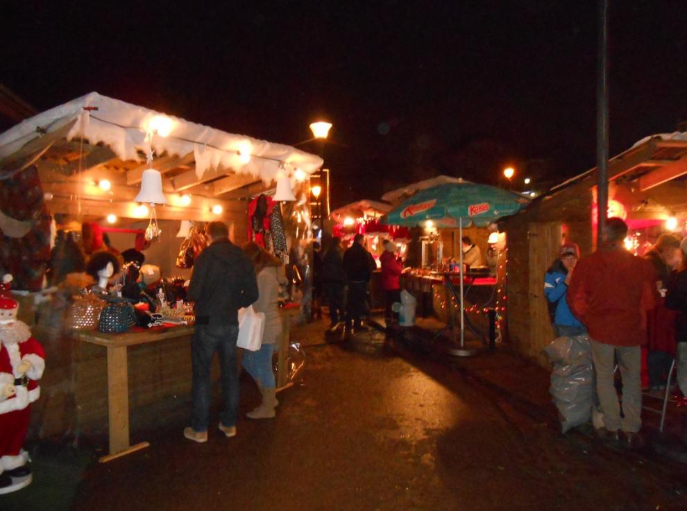Weihnachtsmarkt Durbuy 2013