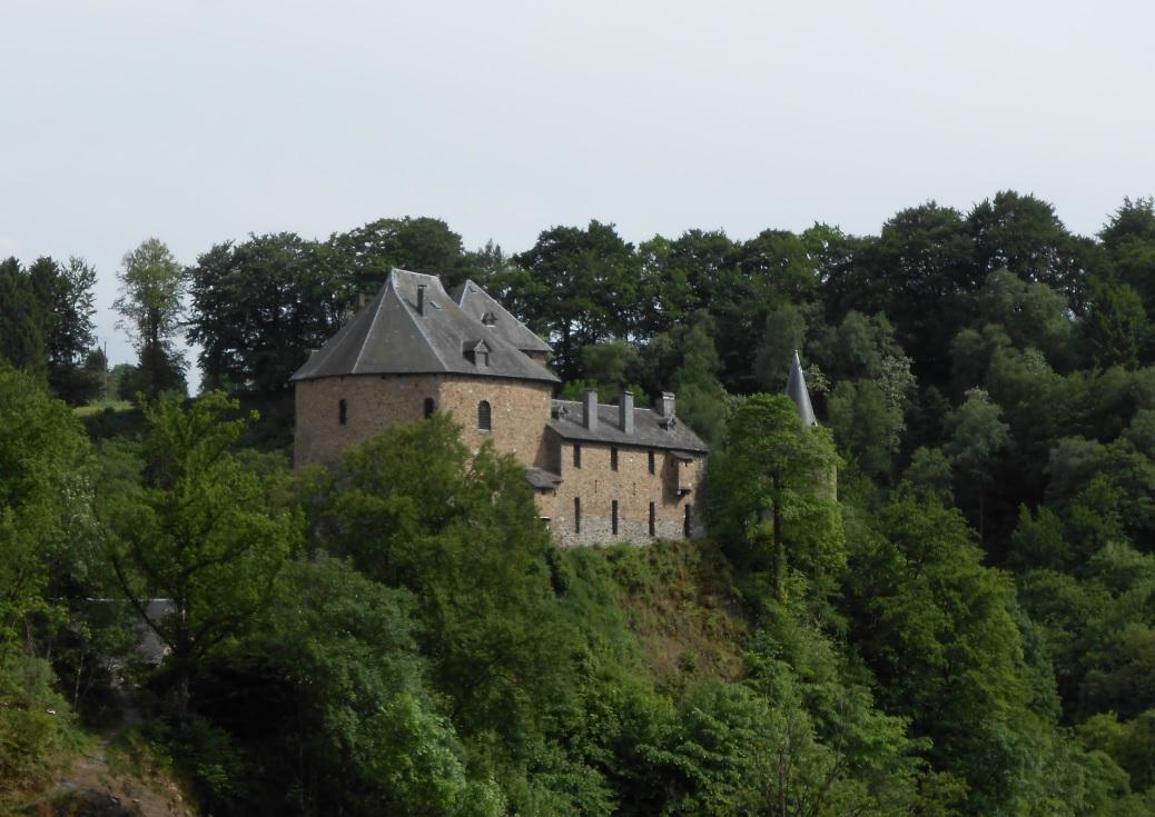 Burg Reinhardstein bei Robertville