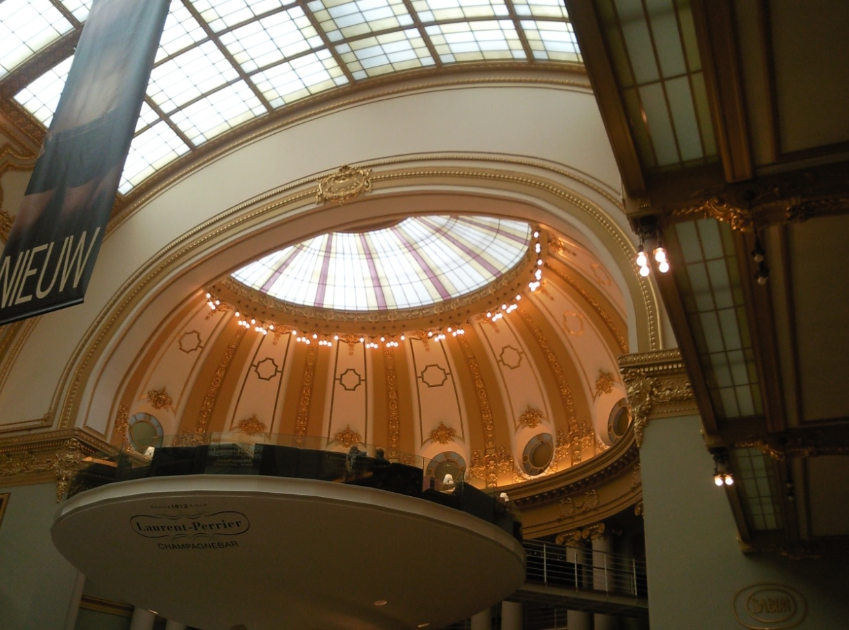 Shopping Center in Antwerpen
