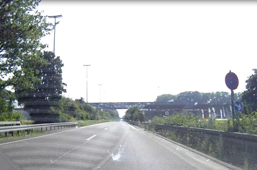 Grenze Aachen nach Belgien