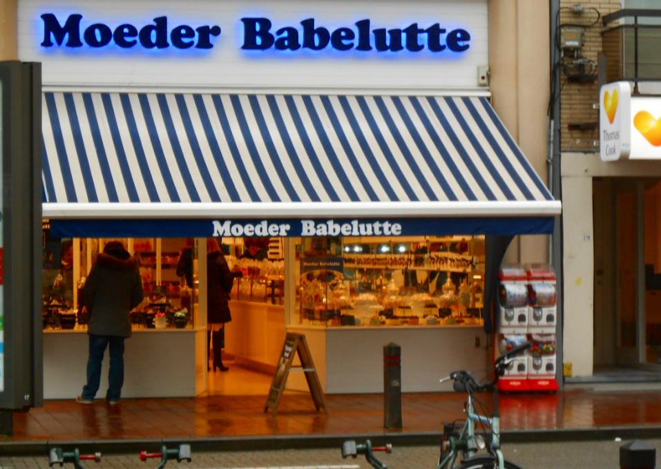 Delikatessen in Knokke