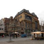 Marktplatz in Gent