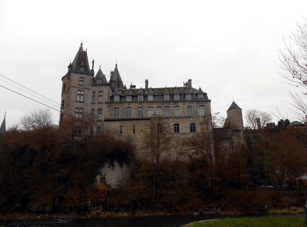 Schloss von Durbuy