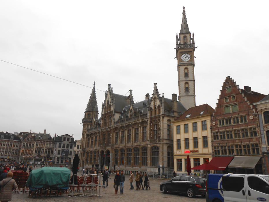 Wohnung in Gent finden