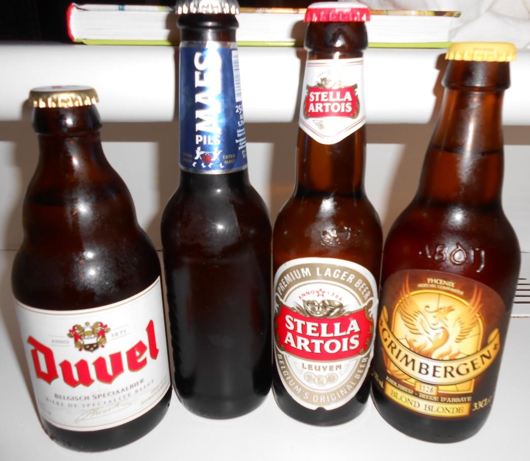 Bier aus Belgien