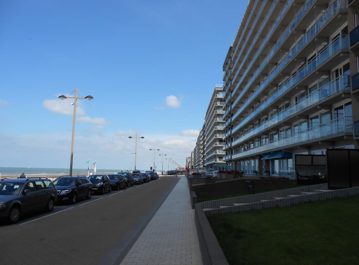 Ferienwohnung mit Seeblick in Belgien
