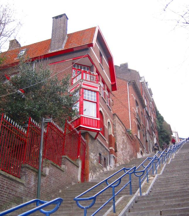 Lütticher Treppe - das Original