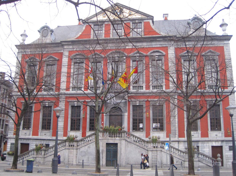 Rathaus in Liege (Lüttich)
