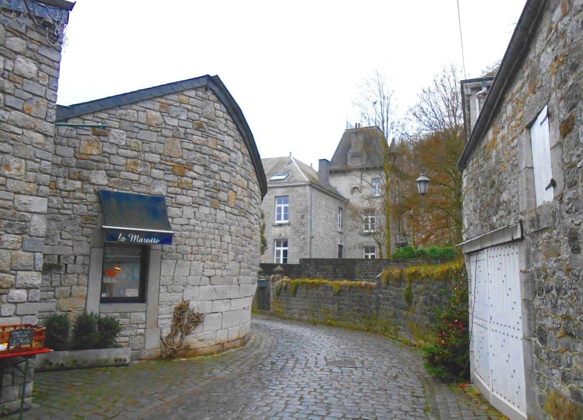 Durbuy in der Wallonie