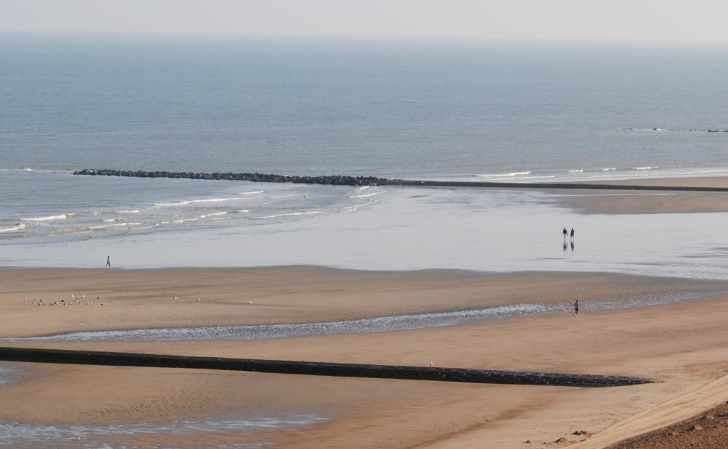 Nordsee in Belgien