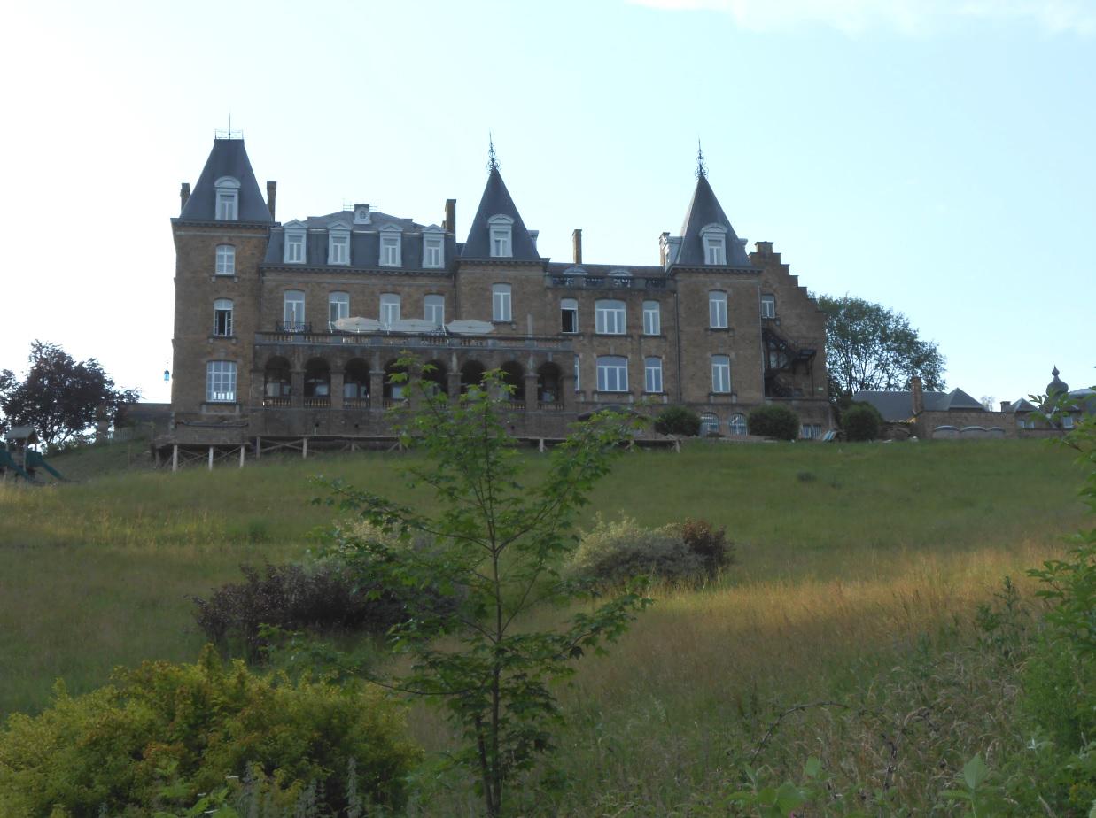 Chateau de la Poste Garten