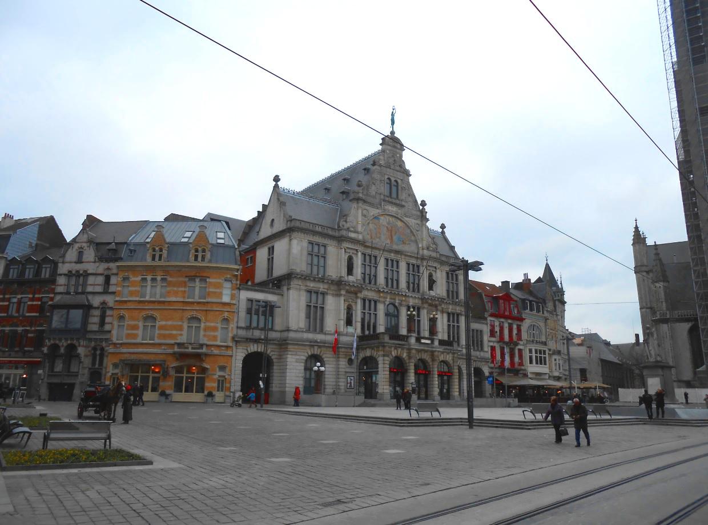 Sehenswürdigkeiten in Gent