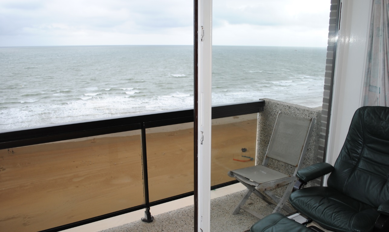 Wohnung an der belgischen Küste