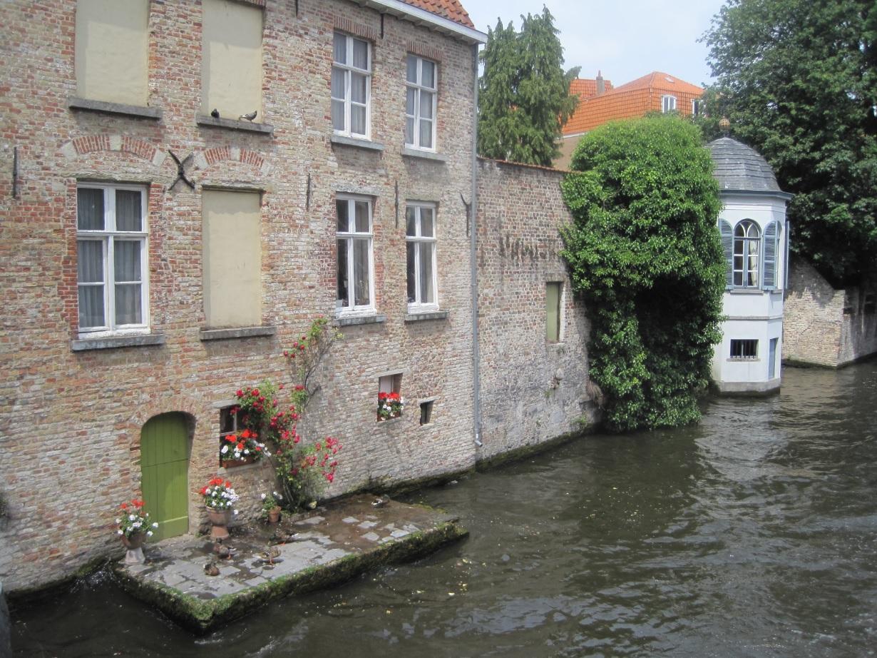 Bilder aus Brügge