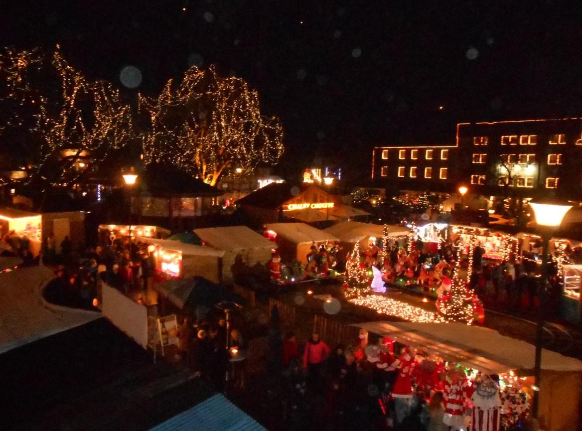 Weihnachtsmarkt in Durbuy