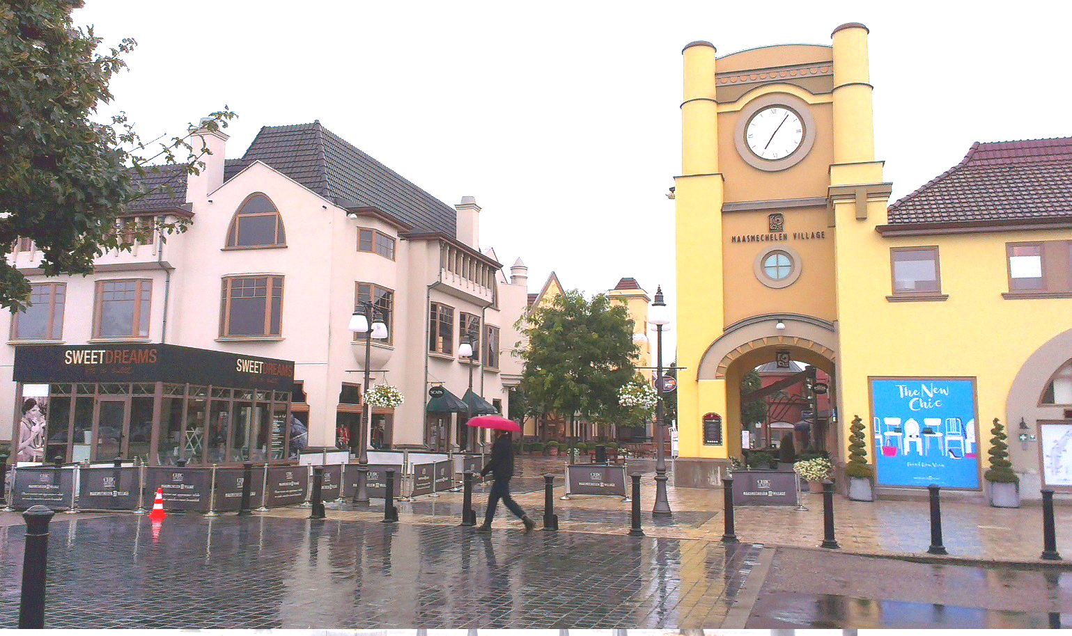 Shopping in Maasmechelen Belgien
