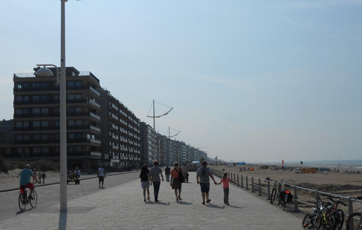 Badeurlaub in Belgien