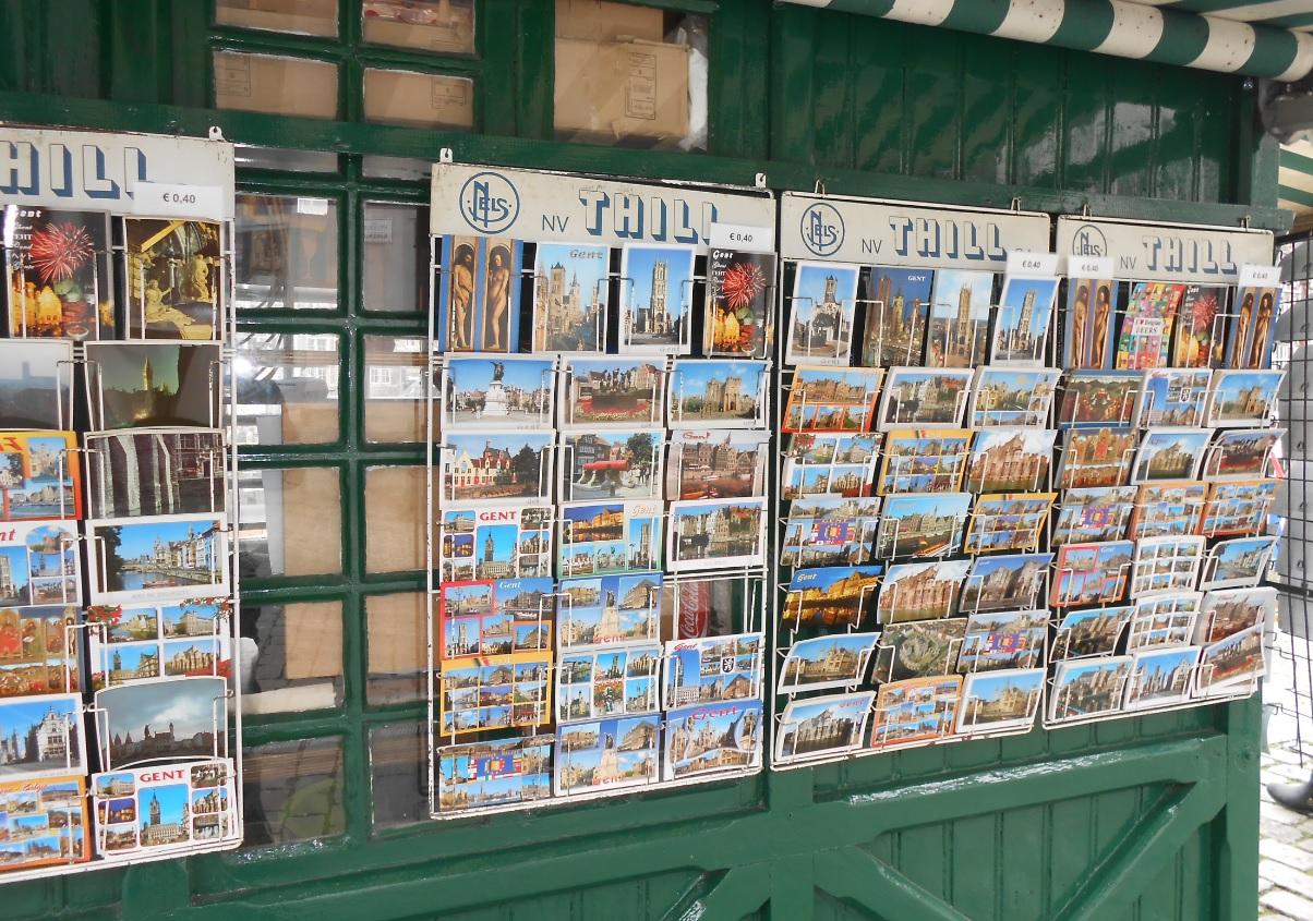 Belgische Postkarten kaufen