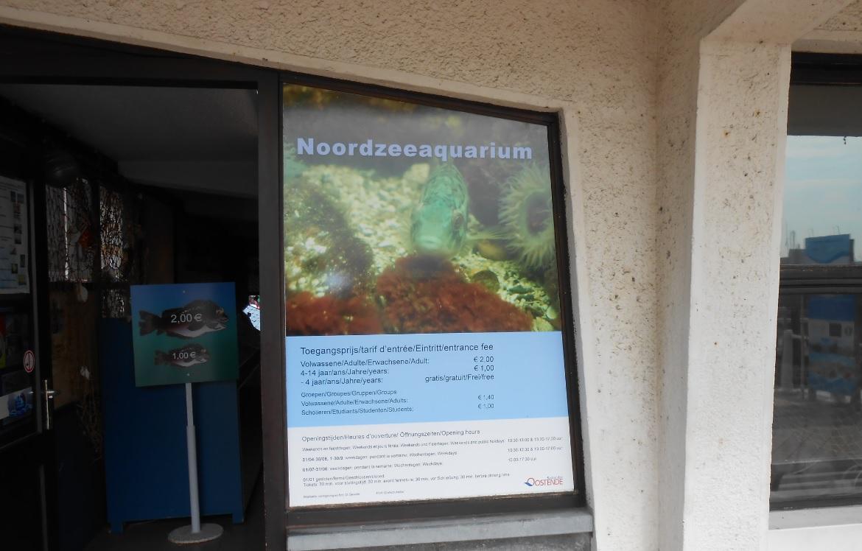 Noordzeeaquarium Oostende