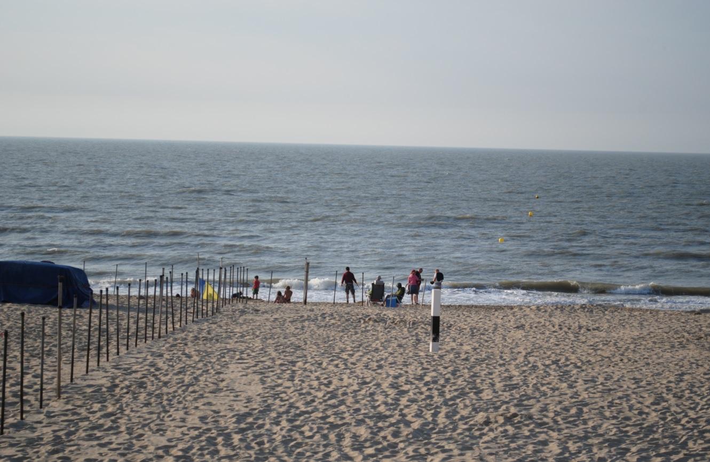 Strand in De Haan