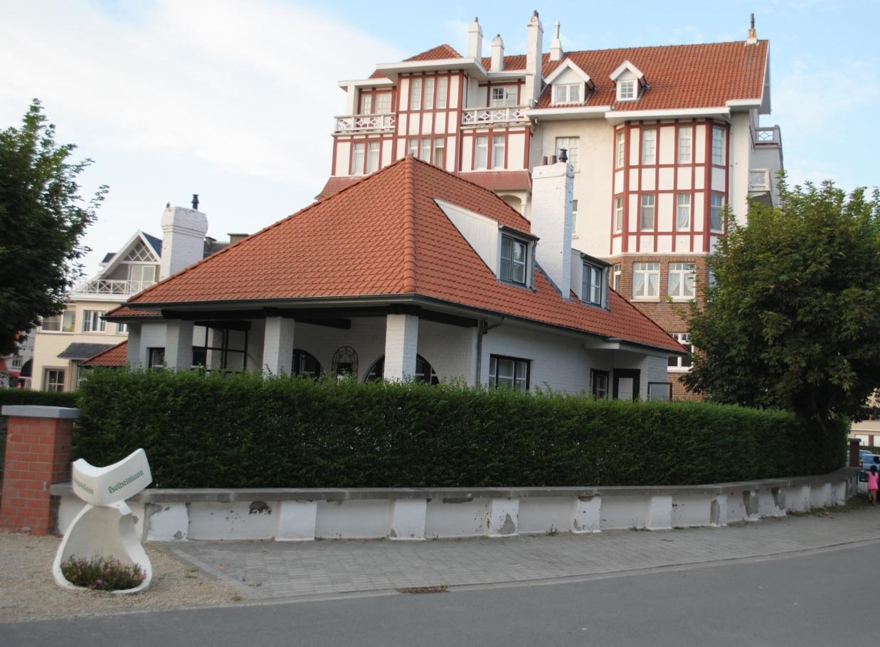 De Haan 2016 in Belgien